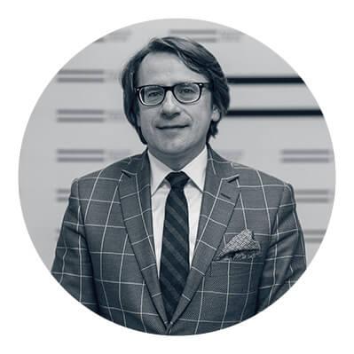 Prof. drhab. Wojciech Śleszyński – historyk, od2017 roku Dyrektor Muzeum Pamięci Sybiru