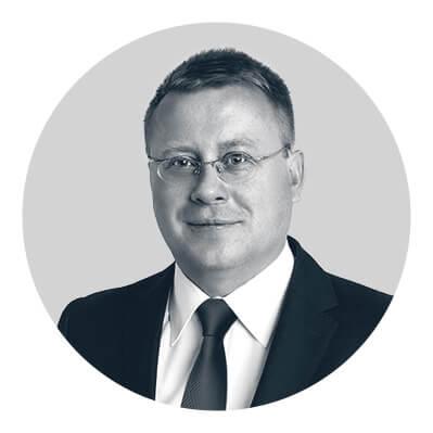 Mariusz Dąbrowski – dyrektor Biura Obsługi Inwestorów iPromocji Gospodarczej wUrzędzie Marszałkowskim Województwa Podlaskiego